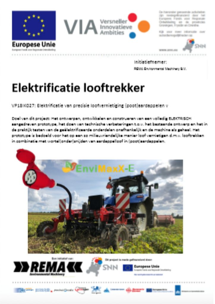 Innovatie REMA